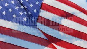 americanflagblueskies