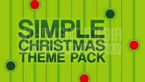 simplechristmasthemepack