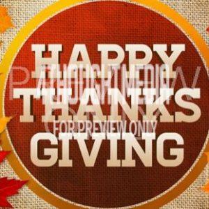 Thanks Giving Still